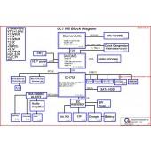 LG X13 netbook schematic – UL1
