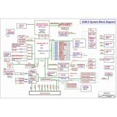 Getac V200-X Motherboard schematic – 411125600096