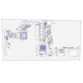 WISTRON KENDO-1 UMA LKN-1 08273-3 BOARDVIEW