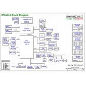 WISTRON MYALL2 06203-MP SCHEMATIC