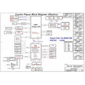 HP Probook 4446s  SCHEMATIC - WISTRON S-series POPEYE 11242-1