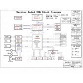 Compaq Presario CQ60/CQ70 – HP G50/G60/G60T/G70 schematic  – Warrior Intel UMA
