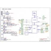 UNIWILL X40AIX schematic – 37GX20400-C0 – PCB MAIN BD X20AI/X40AI VER:C