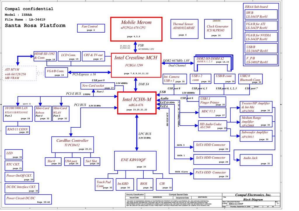 schematic x2 05 the wiring diagram toshiba satellite x200 x205 p200 p205 schematic israa la 3441p